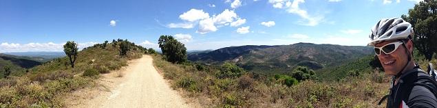 Pfingsten in Südfrankreich bei Les Arcs im Massif des Maures (Tourbeschreibung: Bild klicken)