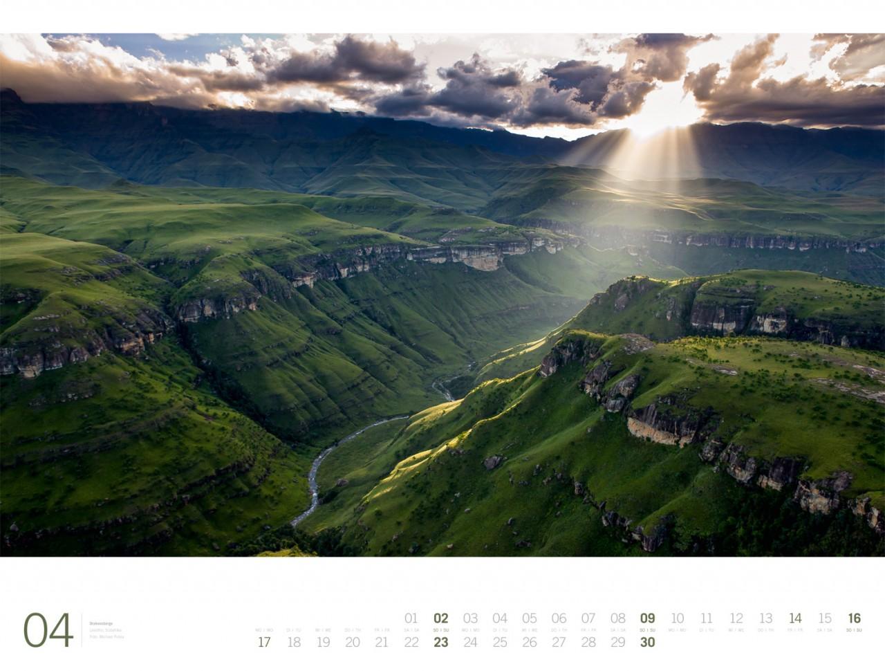 ... Jetzt 3 x 1 XL-Panorama-Kalender für 2017 gewinnen! – Schwarzfuchs